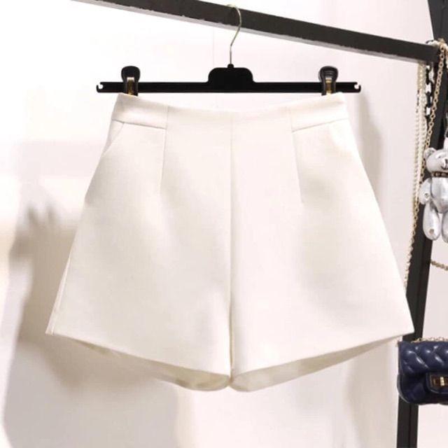 combo 3 Quần short lưng cao vải hàn đẹp