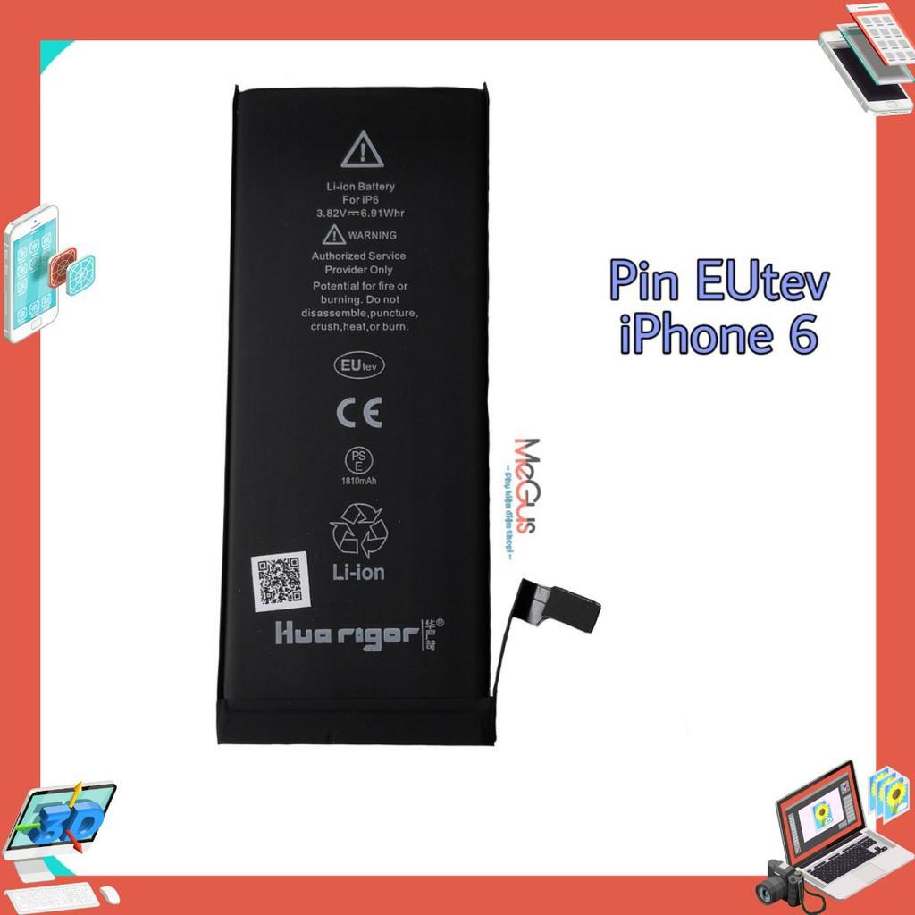 Pin iPhone 6 EUtev chính hãng Supitec Việt Nam