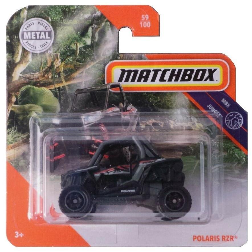 Xe mô hình Matchbox Polaris RZR GKL87