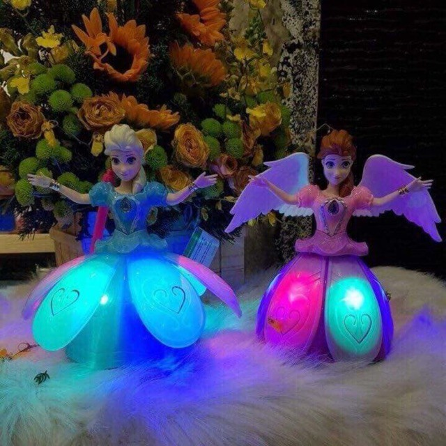 Combo 10 đèn lồng công chúa