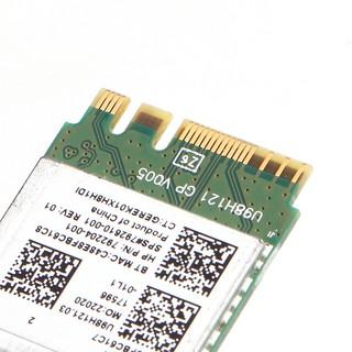 Card wifi không dây WIFI RTL8723BE 792204-001 giao diện NGFF dành cho máy HP DELL Asus thumbnail