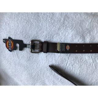 Thắt lưng Nam da thật thương hiệu Dickies hàng xách tay Mỹ chính hãng