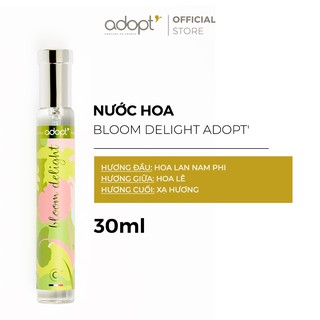 Nước Hoa Bloom Delight Adopt For Women EDP 30ml thumbnail