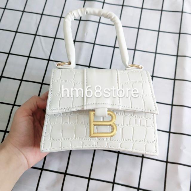 Túi mini chữ B siêu sang chảnh