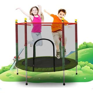 Nhà nhảy cho bé yêu vận động Trampoline Jump (1,4×1,4m) – HaruShop168