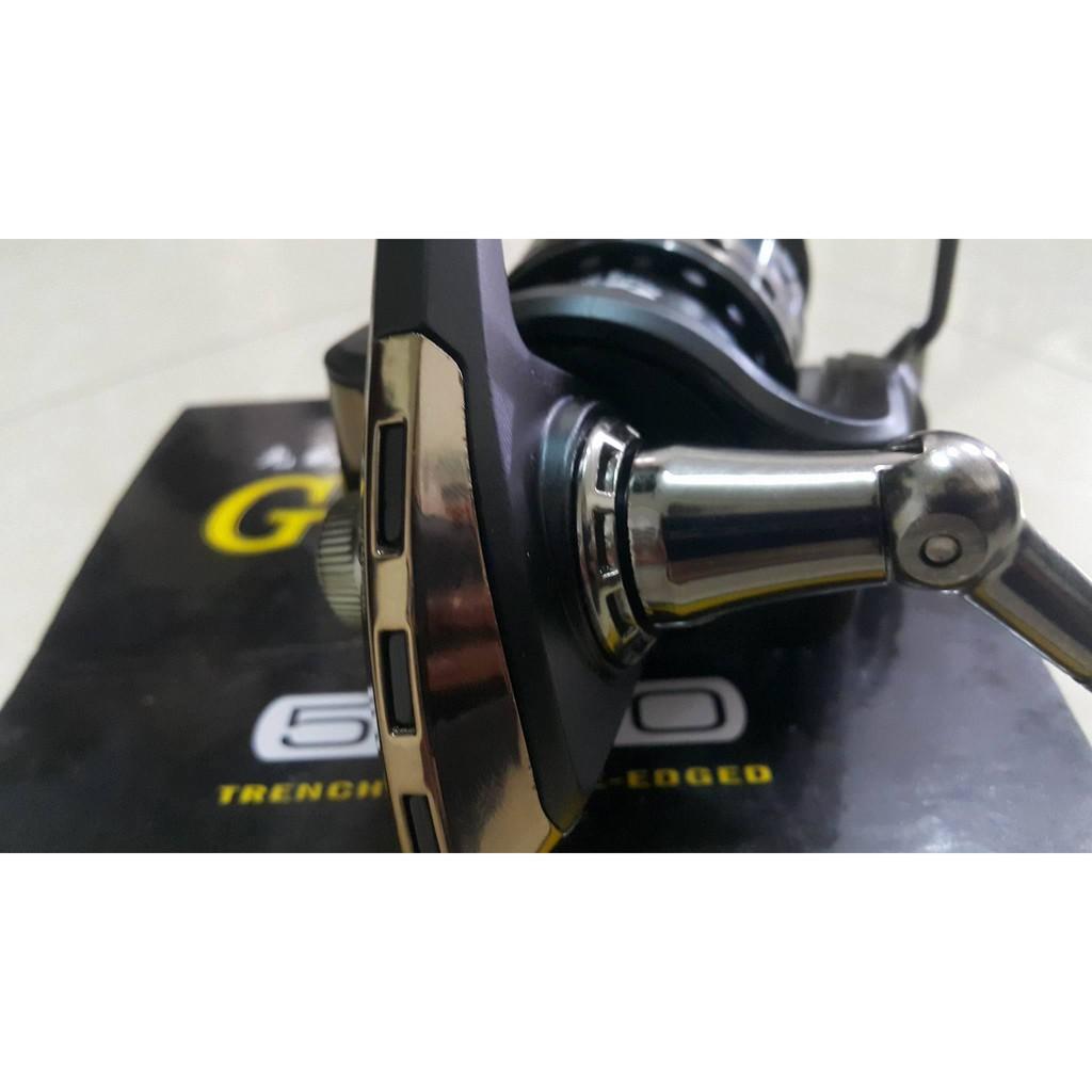 Máy câu đứng Guangwei -GW 5000