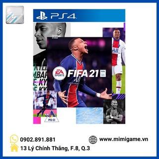 """[Mã ELHAMS12 giảm 8% tối đa 300k] Đĩa FIFA 21 của PS4 New Seal giá chỉ còn <strong class=""""price"""">127.500.000.000đ</strong>"""