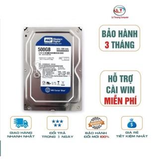[Mã ELFLASH5 giảm 20K đơn 50K] Ổ cứng máy case nguyên bản bóc case văn phòng SAMSUNG 500Gb