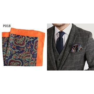 Khăn cài túi áo vest nam mẫu mới 2019