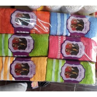 khăn mặt sợi tre Việt Mỹ