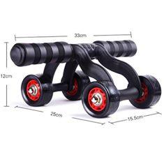 Con lăn tập thể dục 4 bánh - 3407962 , 540529590 , 322_540529590 , 130000 , Con-lan-tap-the-duc-4-banh-322_540529590 , shopee.vn , Con lăn tập thể dục 4 bánh