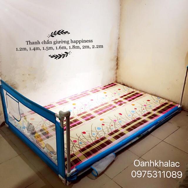 Thanh chắn giường happiness giá rẻ