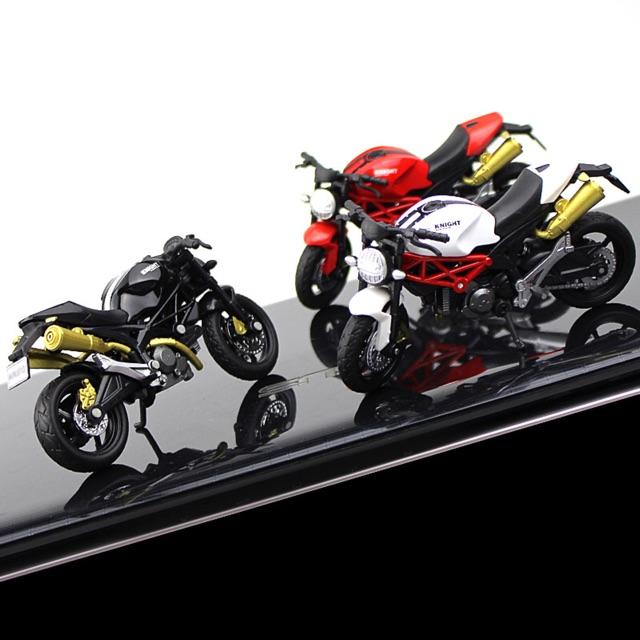 Siêu xe mô hình Ducati tỉ lệ 1:18