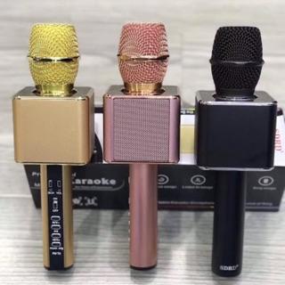 Mic karaoke Bluetooth SD19 bản nâng cấp SD18 - micro SD19 dòng đa năng