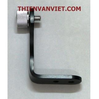 Thanh nối ống nhòm và chân đế – thanh đỡ cố định ống nhòm chống rung