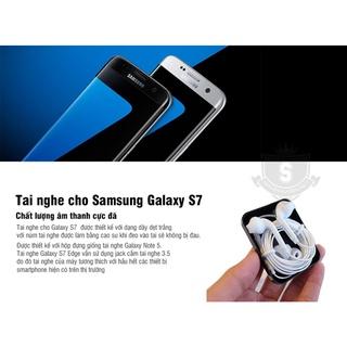 Tai nghe Samsung Galaxy S7 + Tặng 01 tai nghe J7 PrimeTai nghe nhét tai thumbnail