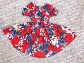 Váy maxi cho bé, váy cho bé gái