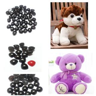 Mũi dán ( nút ) gấu bông, búp bê doll outfit Không chốt Phụ kiện thú bông thumbnail