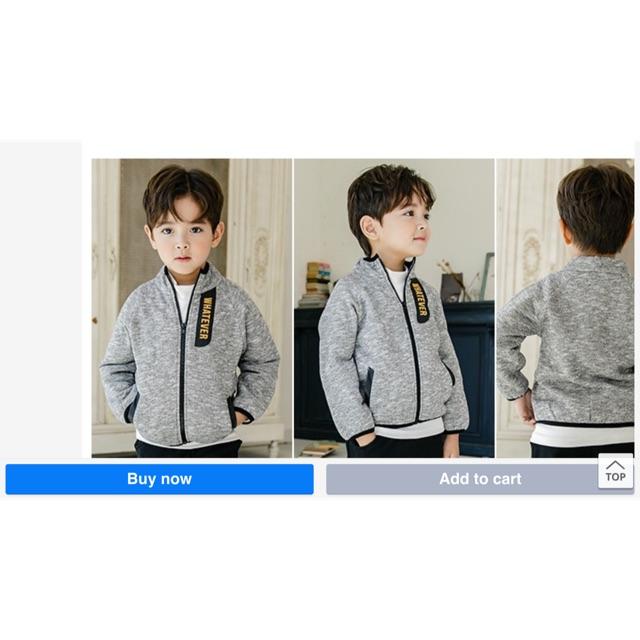 Áo khoác bé trai dạng mỏng xuất Hàn - 2992220 , 737652295 , 322_737652295 , 110000 , Ao-khoac-be-trai-dang-mong-xuat-Han-322_737652295 , shopee.vn , Áo khoác bé trai dạng mỏng xuất Hàn