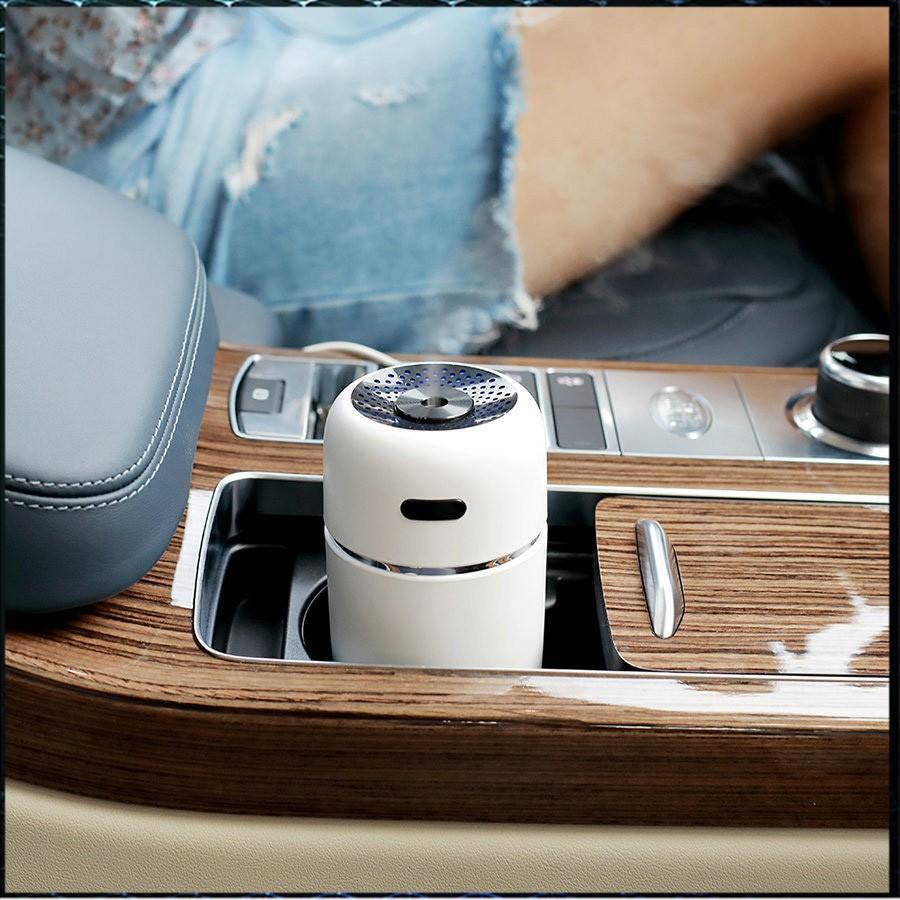 Máy khuếch tán tinh dầu 💖SALE SỐC💖 Máy phun tinh dầu ô tô , khử mùi diệt khuẩn tối ưu trên xe hơi