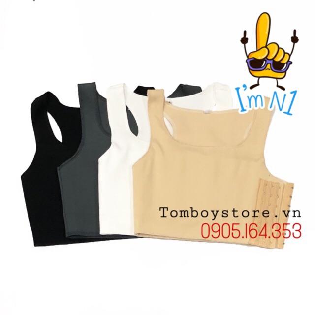 Áo Nịt Ngực Tomboy Sb Trans Không Viền