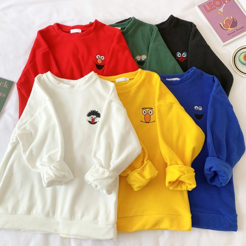 Áo Thun Sweater Tay Dài - 21900703 , 7807605601 , 322_7807605601 , 221500 , Ao-Thun-Sweater-Tay-Dai-322_7807605601 , shopee.vn , Áo Thun Sweater Tay Dài