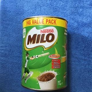 Sữa bột Milo 1 kg của Úc (Hạn sử dụng 11/2021)