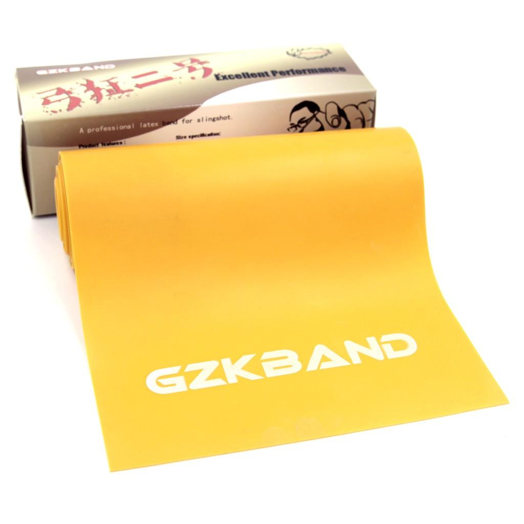 [GZKBAND - 1mm] Cuộn 2m thun GZKBAND bản dày 1mm (Hàng siêu phẩm)
