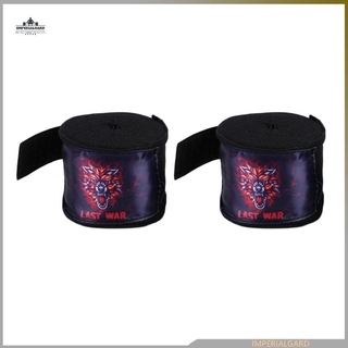 Sports Solid Color Boxing Gloves Strap Sanda Muay Thai Fighting Boxing Bandage