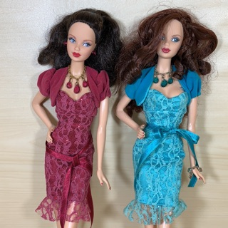 Búp bê barbie birthtone đã qua sử dụng