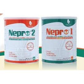 Sữa Bột Nepro Số 1-2 900g cho bệnh nhân Thận