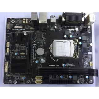 Main Gigabyte H81 DS2 S2PV