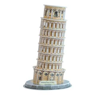 Big World Xếp Hình 3D_Tháp Nghiêng Pisa