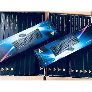 Bộ bàn phím và chuột không dây GOLDEN FIELD KM168W