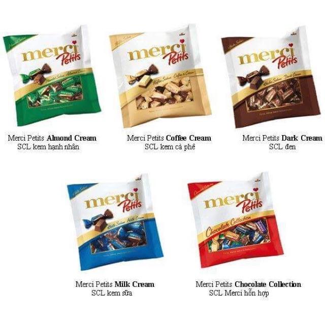 Kẹo sô cô la tổng hợp Merci 125g - 3253355 , 723281027 , 322_723281027 , 60000 , Keo-so-co-la-tong-hop-Merci-125g-322_723281027 , shopee.vn , Kẹo sô cô la tổng hợp Merci 125g