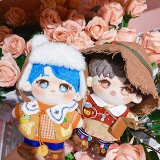 [ORDER] Doll Tiêu Chiến và Vương Nhất Bác / Xiao Zhan và Wang Yibo