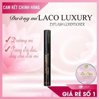 Dưỡng Mi Laco Luxury Giúp Hàng Mi Mắt Dài Khỏe Đẹp Tự Nhiên