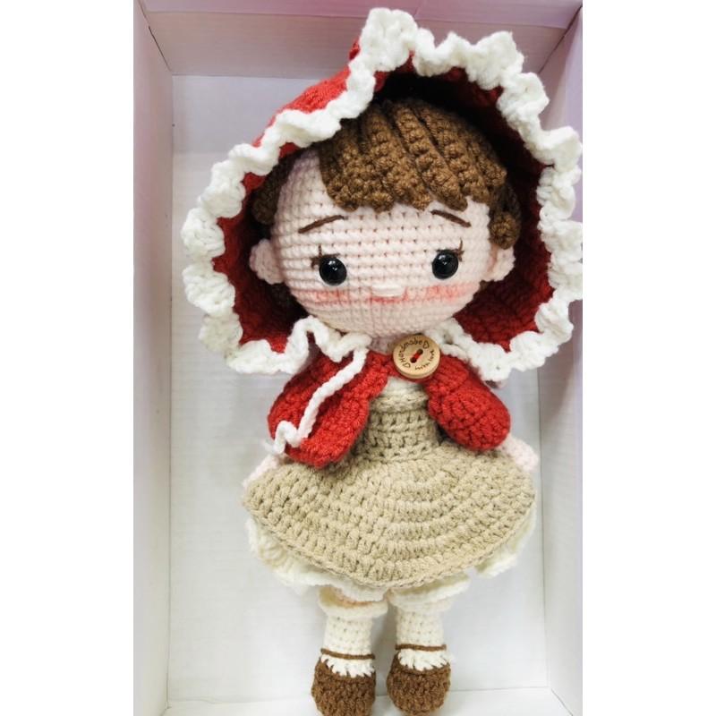 Búp bê cô bé quàng khăn đỏ