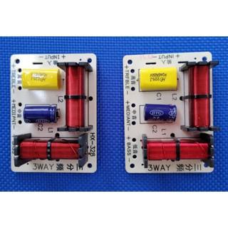 Bộ mạch phân tần 3 đường tiếng HX 328 CHẤT LƯỢNG thumbnail