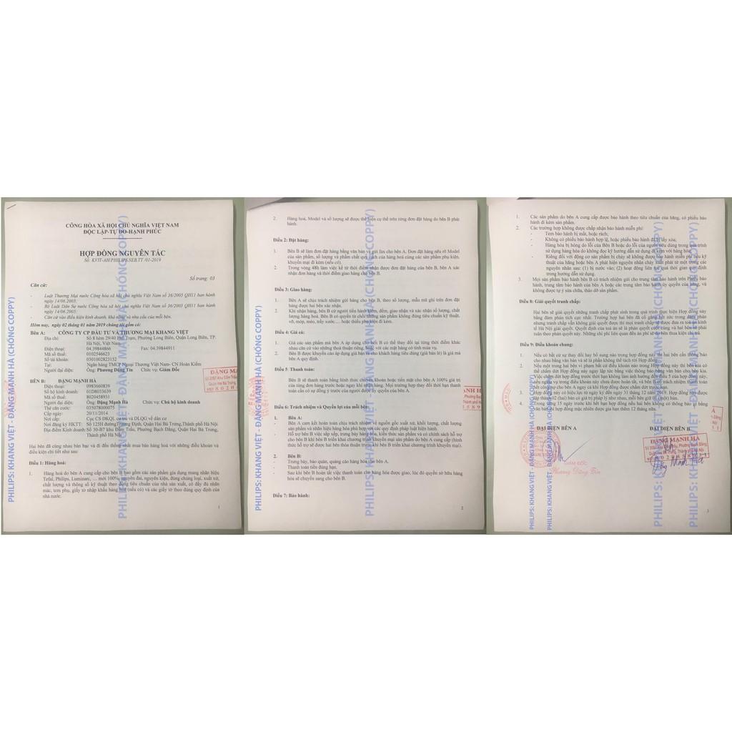 [Mã 77ELSALE hoàn 7% đơn 300K] Máy Xay Sinh Tố Indonesia Philips HR2118 Hãng Phân Phối