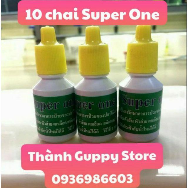 Super One  (chuyên trị bệnh ngoài da)