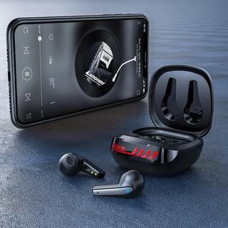 Tai nghe không dây ES43 TWS, BT V5.0, pin tai nghe 40mAh cho 4 giờ nghe gọi và nghe nhạc và 200 giờ Chính hãng