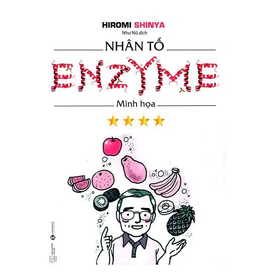 Sách Y Học - Nhân Tố Enzyme - Minh Họa (Tái Bản)