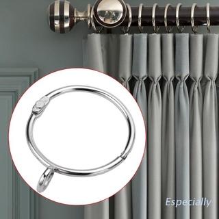 Bộ 20 vòng kim loại treo rèm cửa thumbnail