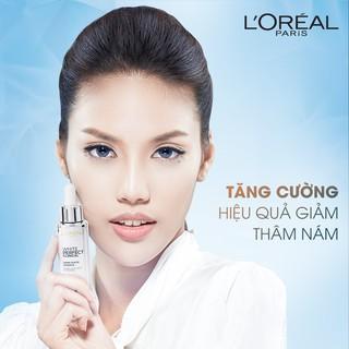 Hình ảnh Tinh chất tăng cường dưỡng da trắng mịn & giảm thâm nám L'Oreal Paris White Perfect Clinical 30ml _ 6955818247106-3