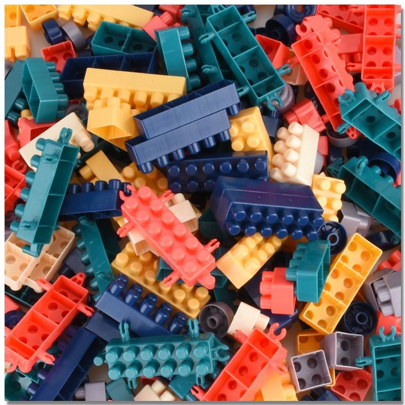 Bộ Lắp Ghép, Bộ Xếp Hình Lego Bộ Ghép Hình, dành cho bé phát triển trí não giúp bé thoải...