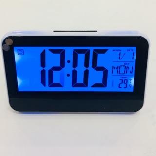 Đồng hồ để bàn đa chức năng báo thức , đo nhiệt kế