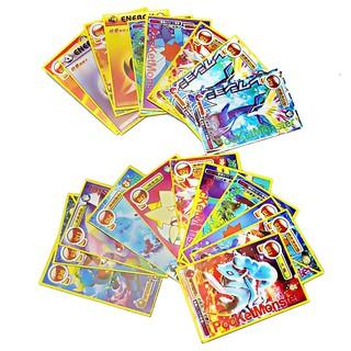 Thẻ bài Pokemon 220 lá Legaxi CA05 (bac)