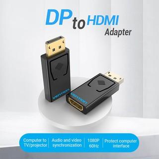 Chuyển đổi Displayport DP to HDMI – Hàng chính hãng Vention