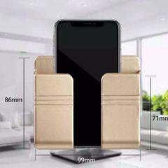 Giá đỡ điện thoại thiết bị điện tử, remote đang sạc tiện dụng, an toàn (SALE)